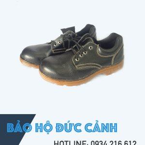 Giày da bảo hộ ABC đế kép