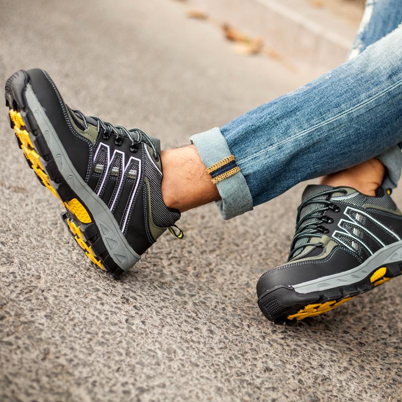 Giày bảo hộ Hunter 806 Thái Lan